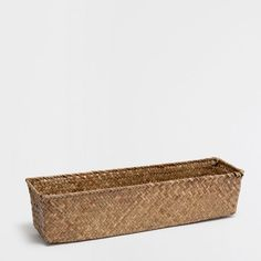 Image of the product BROWN LONG BASKET