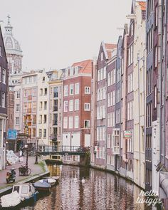 BOGO SALE  Amsterdam Photography Travel Photography by hellotwiggs, $30.00