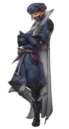Final Fantasy Tactics A2 - Ewen