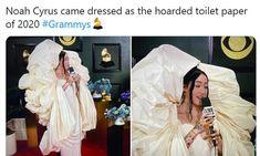 The worst-dressed celebrities at the Grammy Awards 2021 Cody Carnes, Chick Corea, John Prine, Chloe X Halle, Contemporary Christian Music, Noah Cyrus, Black Parade, Miranda Lambert, Best Rock