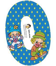 Abeceda Patata patata klauni. | Oh My abecedy!