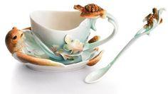 Muhteşem tasarımlı çay kahve setleri
