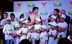 Chef Vikas Khanna @ smile foundation event