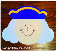 A Cupcake for the Teacher: President's Day Craftivities... Big Update!
