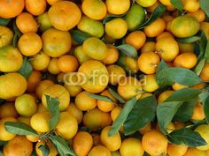 Reifende Mandarinen in einem Geschäft in Bodrum an der Ägäis in der Provinz Mugla in der Türkei