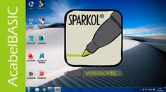 Me ha gustado este vídeo en YouTube: Descargar e Instalar VideoScribe de Sparkol