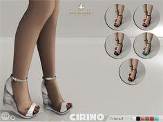 Madlen Cirino Shoes - The Sims 4 Catalog Sims 4 Mods Clothes, Sims 4 Clothing, Sims Mods, Sims 4 Mm Cc, Sims 1, Maxis, Play Sims 4, Sims 4 Cc Shoes, Sims4 Clothes