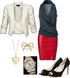"""""""Family Christmas Party"""" by sweetasasouthernpeach on Polyvore"""