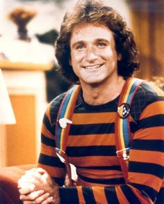 Robin Williams Young | Robin Williams mork and mindy