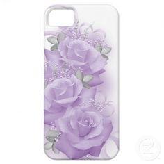 Purple Roses iPhone Case iPhone 5 Case