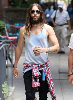 Jared - NYC August 19, 2014 (Candids) - Credits to Owners