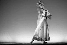 "Ulyana Lopatkina (Mariinsky Ballet) # ""Russian Dance"" # Photo © Nikolay Krusser"