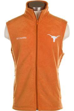 Texas Longhorn Columbia Flanker Vest | University Co-op Online Ut Longhorns, Columbia Sportswear, Columbia Jacket, College Sweatshirts, Shop Now, Vest, University, Jackets, Shopping