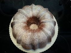 Ginger and mixed spiced bundt cake with buttermilk http://humbugshouse.wordpress.com