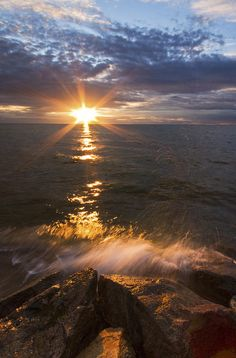 Cape Cod Sunset Photograph by Mircea Costina Photography - Cape Cod Sunset Fine Art Prints and Posters for Sale