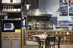 Italian restaurant pizza pasta place designed by dana shaked עיצוב מסעדה איטלקית פיצרייה דנה שקד סטודיו לעיצוב פנים
