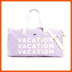 Ban.do The Getaway Vacation Duffle Bag - Fun stuff and gift ideas (*Amazon Partner-Link)