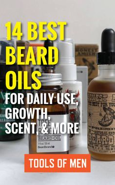 17 Best Beard Oils That Deliver Exceptional Results 2020 Beard Grooming, Men's Grooming, Best Beard Oil, Oils For Men, Facial Hair, Videos Funny, Hair Beauty, Water Collection, Tips