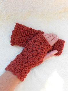 Vingerloze handschoenen dames gehaakt (direct te downloaden)