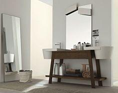 Contemporary and Modern bathroom Ideas with Vanity Table | GetHomy.Com