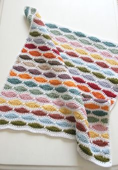 Little Doolally.  Who knew there would be so many blankets I want to make.