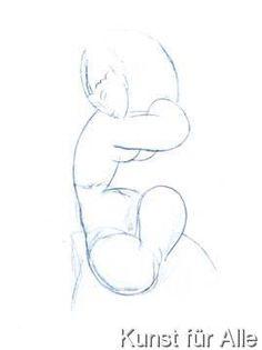 Amedeo Modigliani - Nu Assis