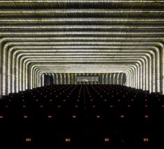 Matadero is a massive film library, film sets, and two movie theater based in the art of Madrid.