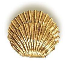Round Seashell Cabinet Knob http://www.horseshoe-hardware.com/or206.html