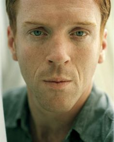 I've been entranced by Damien Lewis since 'Band of Brothers'