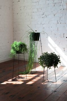 Love these planters. Team.Work | Trestle Union and Studio Home