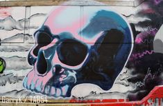 Urban Art a la cARTe: Street Art by Beastie (4) Art Uk, 2017 Photos, Gloucester, Urban Art, Street Art, Skull, Cards, City Art