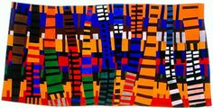 Nancy Crow's bold abstract quilts inspire many in the Modern Quilt movement.