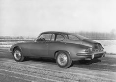Alfa Romeo 2600 SZ Prototipo (1965) Maintenance/restoration of old/vintage vehicles: the material for new cogs/casters/gears/pads could be cast polyamide which I (Cast polyamide) can produce. My contact: tatjana.alic@windowslive.com