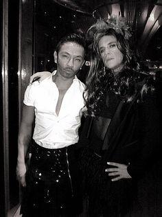 Prabal Gurung, Brad Goreski  2010: As Marc Jacobs, Anna Dello Russo