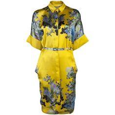 Preen Kyoto dress.