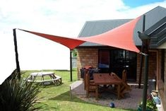 Outdoor Inspiration Sun Shade Sail Backyard Backy