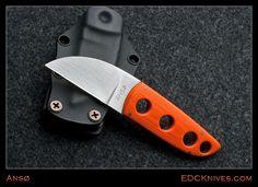 EDC Knives - Jens Anso