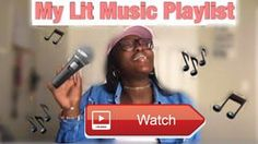 MY LIT MUSIC PLAYLISTCURRENT FAVORITES  I'm so excited to be posting my first video I hope you all enjoyed watching my cringy little dance moves I will be