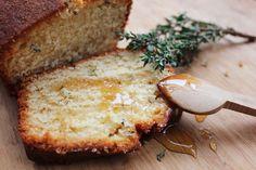Lemon Thyme Cake, Copyright Domestic Sluttery