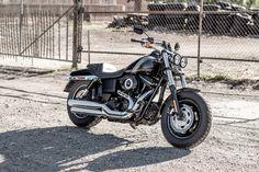 She will be mine! Harley Fat Bob, Harley Davidson Fat Bob, Harley Davidson Motorcycles, Toms Style, Motorcycle Garage, Hot Bikes, Amazing Cars, Awesome, My Ride