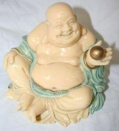 Laughing Buddha Oriental feng shui ornament £16.99