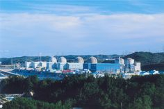 Ulchin Nuclear Power Plant, South Korea