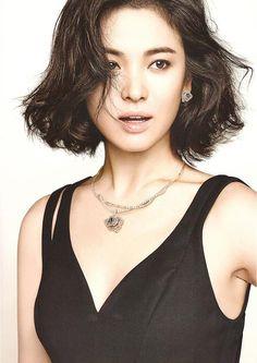 Song Hye Kyo for J. Estina