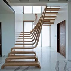 Rosario Piro - escaliers