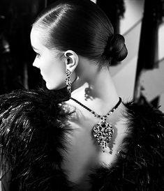 A geometria do art déco na nova coleção de jóias Chanel