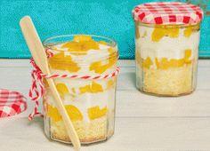 Bolo no pote de vidro é receita fácil e deliciosa!- Blog Pitacos e Achados -  Acesse: https://pitacoseachados.wordpress.com -  https://www.facebook.com/pitacoseachados -  #pitacoseachados