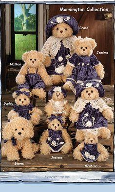 Settler Bears #teddy, #teddies, #bears