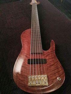 Fodera Anthony Jackson Presentation Contrabass guitar