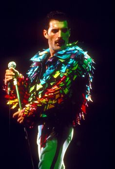 #Queen #FreddieMercury 1982