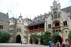 Since I Walked Away: Marienburg Castle, Hannover, Germany